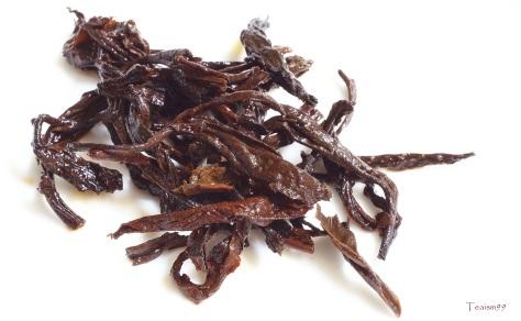 2001 wild Yiwu brewed tea leaves